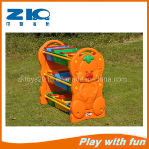 Kids Plastic Toys Shelf for Sale pictures & photos
