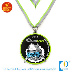 Custom Marathon Medal/10k Finisher Medal/ 5k Half Marathon Medal pictures & photos