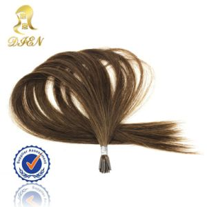 100% Human Hair Stick I-Tip in Hair Extension