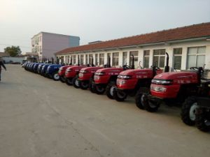 Huaxia Hot Sale Small Tractor 354 Manufactured in China pictures & photos