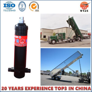Front-End Hydraulic Cylinder for Tipping Truck pictures & photos