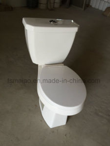 Special Price Siphonic Two-Piece Toilet pictures & photos