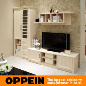 Oppein Wood Living Room Furniture with TV Cabinet (TV11211) pictures & photos