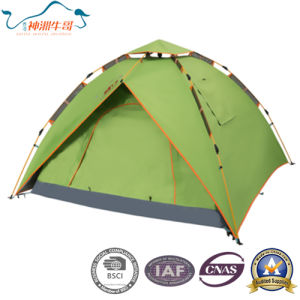 210d Oxford Automatic Outdoor Tent for Camping