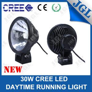 LED 12V Car Lamp 9 Inch DRL Auto Headlight
