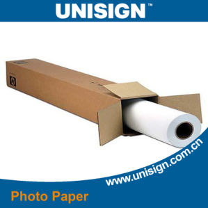 Single Sided Cast Coated Glossy Photo Paper pictures & photos