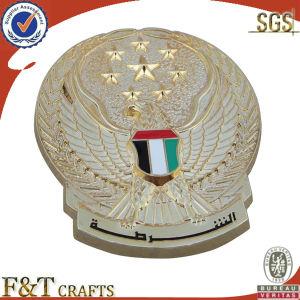 High End Religious Die Cast 3D Antique Military Custom Sheriff Badge (FTBG1257A) pictures & photos