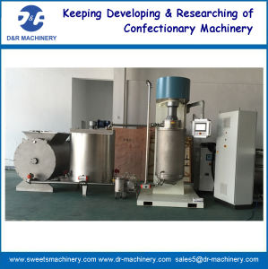 Chocolate Grinding Line, Chocolate Ball Milling Machine pictures & photos