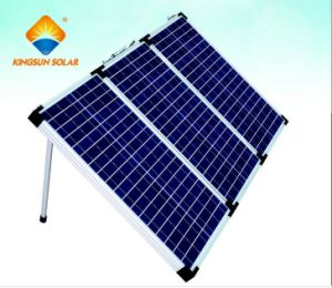 60-180W Portable 3-Folding Solar Panels pictures & photos
