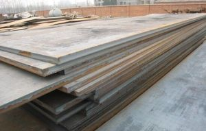 Low Alloy and High Strength Steel Plates (WH60A) pictures & photos