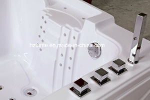 Luxury Walk-in Massage Bath-Tub with CE Certificate (TLP-680) pictures & photos