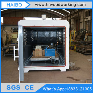 Large Output Fast Drying High Frequency Vacuum Wood Dryer Machine pictures & photos