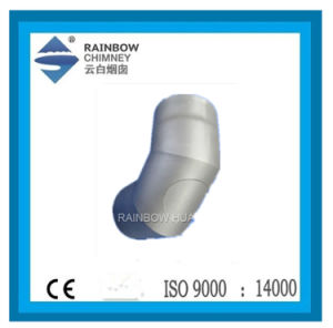 Carbon Steel 90 Degree Elbow for Chimney pictures & photos
