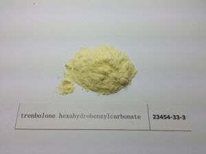 Healthy Trenbolone Hexahydrobenzyl Carbonate / Parabolan 23454-33-3 pictures & photos
