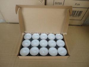 Wholesale Organic White Tealight Candle Set