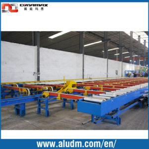 New Design Aluminum Extrusion Machine in Profile Cooling Tables/Handling System pictures & photos