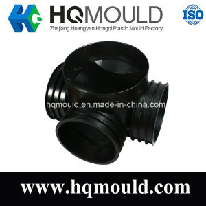 Plastic PE Fitting Inspect Chamber Injection Molding pictures & photos