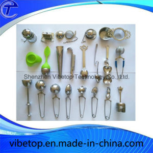 Stainless Steel Tea Strainer Promational Gift with Factory Price pictures & photos