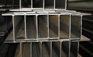 ASTM Gr50 High Quality Hot-Rolled Steel H Beam pictures & photos