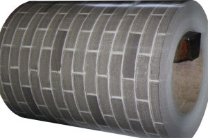 Brick Grain PPGI Coil and Sheet (ZL-PPGI) pictures & photos