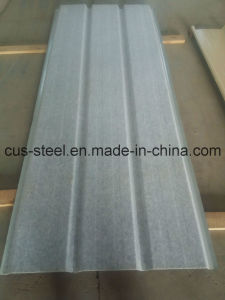 Anti-Condensation Dripstop Trapezoid Steel Profile/Colorbond Metal Roofing Sheet pictures & photos