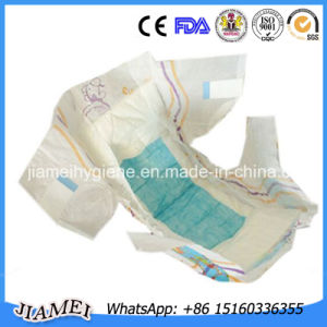 Soft Breathable and Super-Care Disposable Baby Diapers pictures & photos