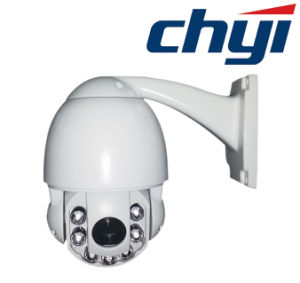 2.4MP 10X Video Speed Dome Ahd PTZ Camera pictures & photos