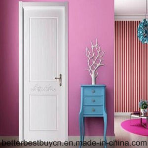 Multi Designs Option High Quality of MDF PVC Room Door pictures & photos
