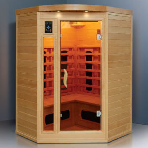 2015 New Hemlock Far Infrared Sauna Room with Ceramic Heater pictures & photos