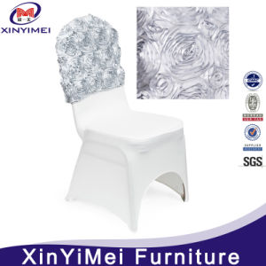 Rose Chair Cover Spandex Chair Cover Rose Sashes for Wedding pictures & photos
