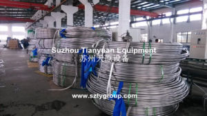 Automatic Stainless Pipe Collector Machine