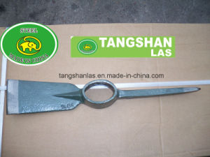 Machine Forged Steel Pick & Pickaxe pictures & photos