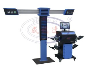 Wld-At51 Good Stability and Repeatability Super Value High-Precision 3D Wheel Alignment pictures & photos