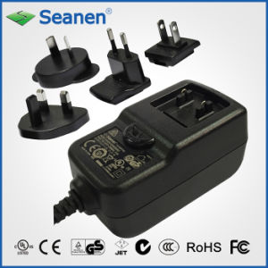 12W Multi-Pin AC Adaptor (RoHS, efficiency level VI) pictures & photos