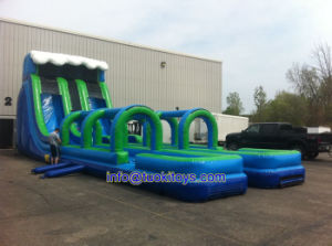Custom Inflatable Slide for Party (B008) pictures & photos