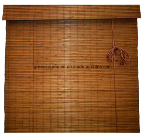 Window Curtains/Bamboo Curtains/Bamboo Shade pictures & photos
