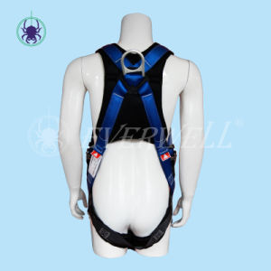 Safety Harness with One-Point Fixed Mode and EVA Protection Pad (EW0112H) pictures & photos