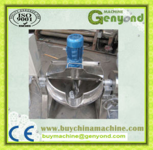 Electric Heating Jacketed Kettle Pot pictures & photos