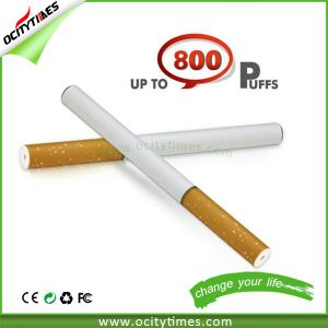 Ocitytimes Wholesale Disposable Electronic Cigarette/800 Puffs Disposable E-Cigarette pictures & photos