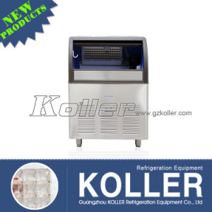 100kg Cube Ice Maker for The Commercial Use pictures & photos