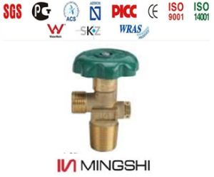 Industry Gas Cylinder Valve - Oxygen Cylinder Valve (QF-2D) pictures & photos