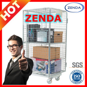 Roll Cage / Roll Container / Trolley pictures & photos