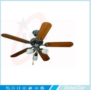 United Star 2015 52′′ Electric Decorative Ceiling Fan Dcf-150 pictures & photos