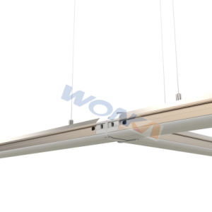 LED Linear Light Fixture with Suspended&Mounted pictures & photos