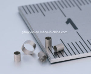 Micro Seamless Stainless Steel Precision Pipes T0.1L16.3 pictures & photos