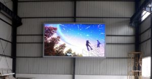 P7.62 Indoor Programmable Strong LED Display Board for Bank