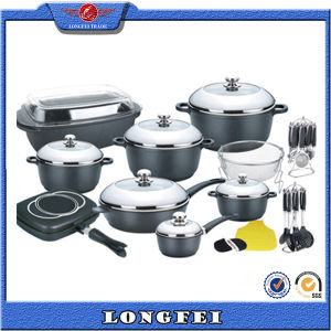Yiwu Best Selling Items 13PCS China Cookware Set pictures & photos