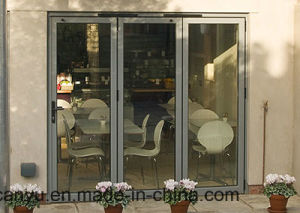 Aluminium Frame French Window and Door for Home pictures & photos