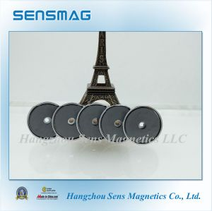 C5~C8 Permanent Ferrite Magnet Rb-20 with Chrome Coated pictures & photos