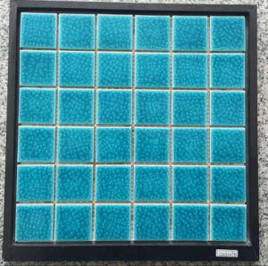 Hot Sale Blue Ceramic Tile pictures & photos